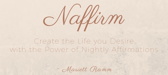 Naffirm - Night Affirmations